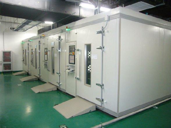 湖北高天设备厂家分享恒温老化房安装方法