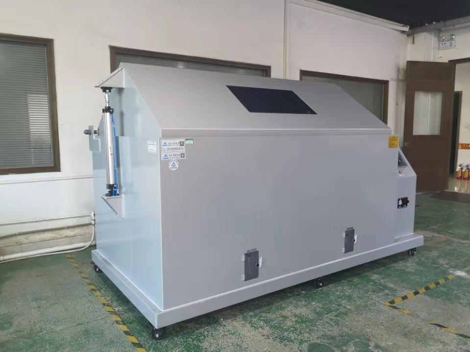 喜讯:高天复合式盐雾试验箱与湖北高校达成合作