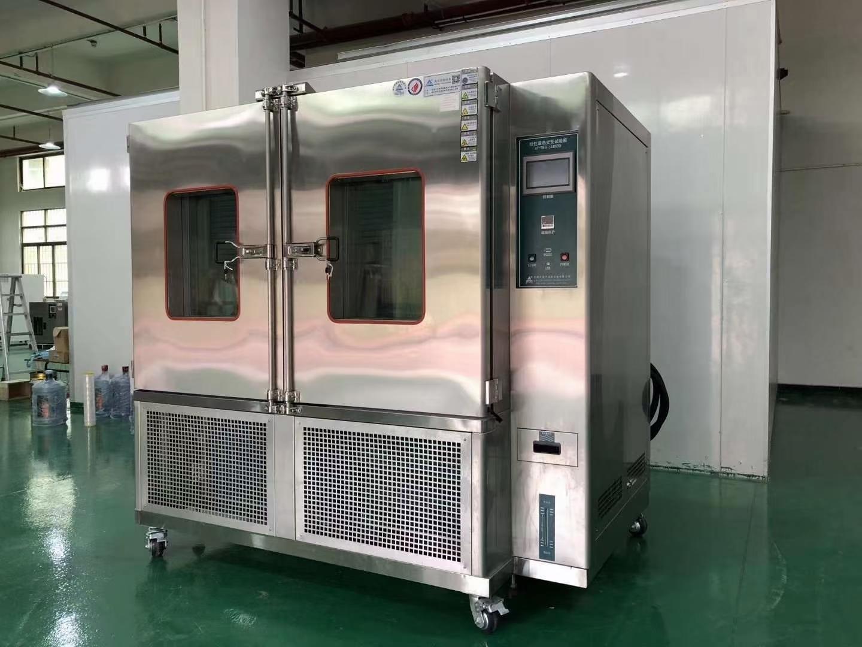1.5立方不锈钢恒温恒湿试验箱送货深圳