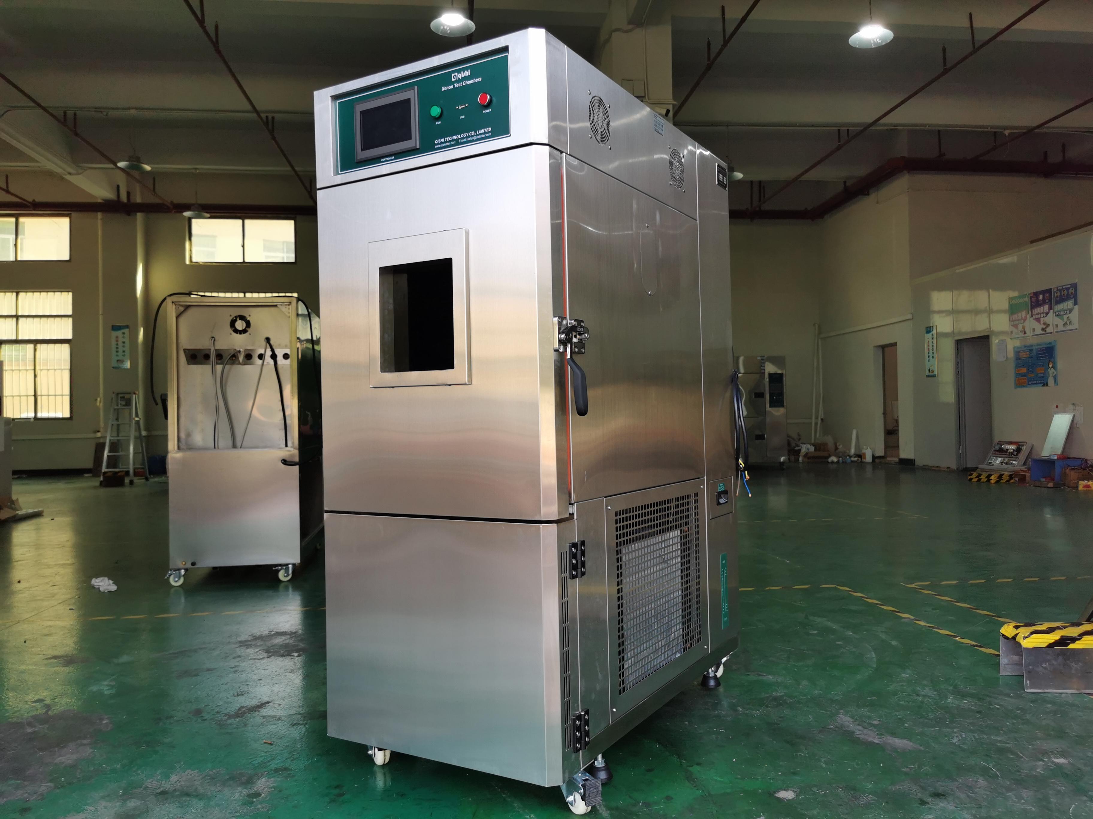 氙灯老化试验箱基本原理及用途